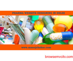Pharma Website Designing in Delhi with Best Website Developer in Delhi
