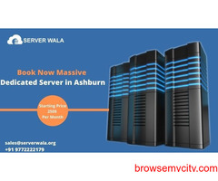 Book Now Massive Dedicated Server in Ashburn at Cheap Price