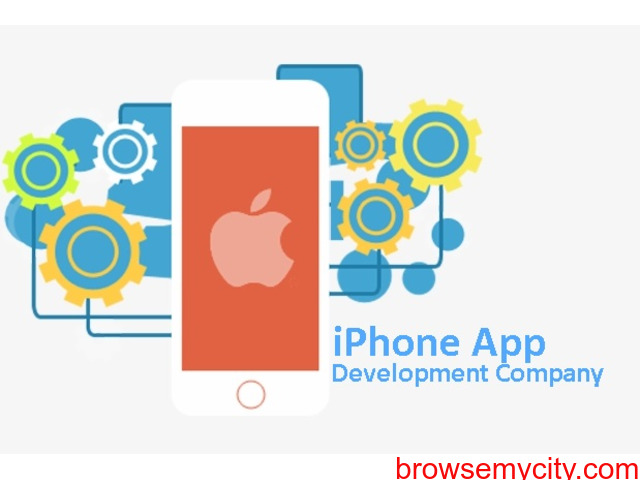 iPhone Application Development Services - 1/1