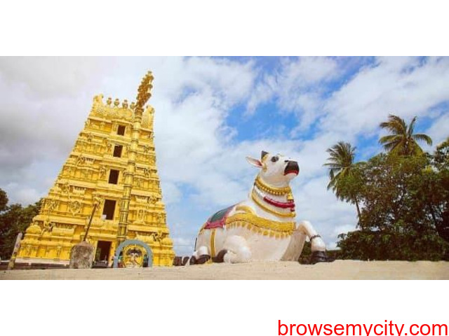 Hyderabad To Srisailam Tour Packages - 1/1