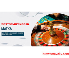 Looking for fix Matka results; Find now with Matka Satta Bazar