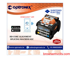 Splicing Machine for Telecom Industry