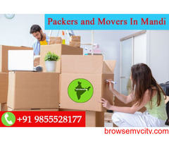 Packers and Movers in Mandi