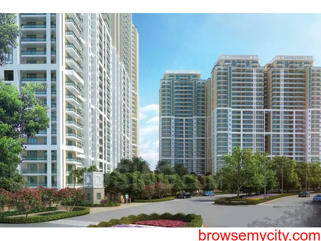 3 BHK Apartments For Sale on Golf Course Road| Apartments For Sale in DLF The Crest - 1/1