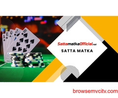 Up-to-date with Satta Matka results with SattaMatkaOfficial