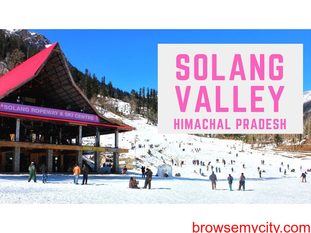Himachal with Kufri, Solang Valley & Rohtang - 1/4