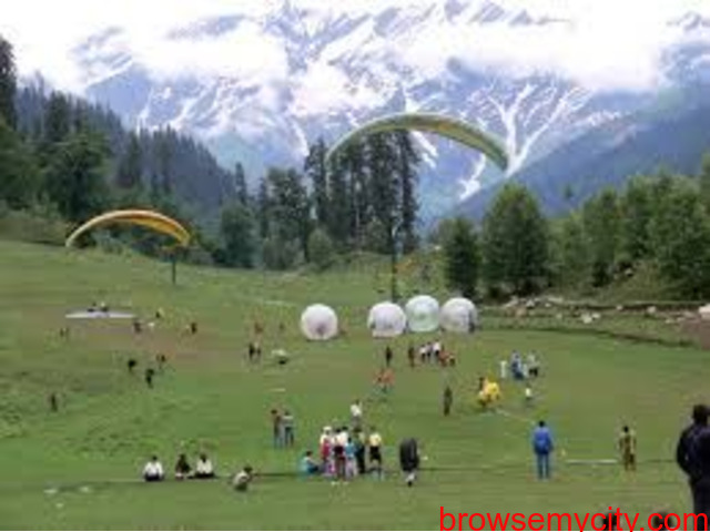 Himachal with Kufri, Solang Valley & Rohtang - 2/4