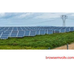 Solar Power Plant New Project Opening For Freshers to 27 Yrs Exp
