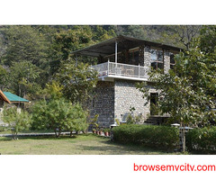 Best Riverside Resort in Jim Corbett | The Wild Heritage Resort Jim Corbett