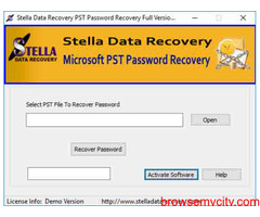 Crack outlook pst password software