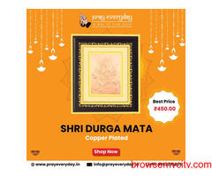 Buy Online Durga Mata Photo Frames
