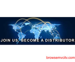 Join Us become a Distributor