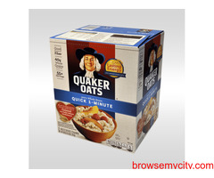 Oat Flakes Packaging Boxes