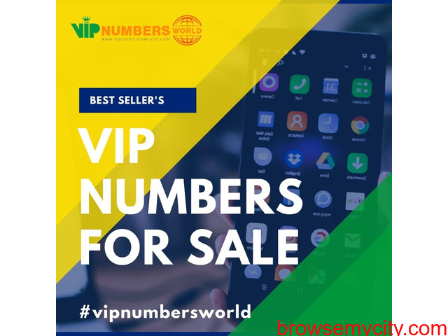 VVIP number for sale - 1/2