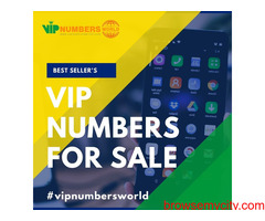 VVIP number for sale
