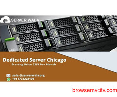 Order Now Fully Managed Dedicated Server in Chicago