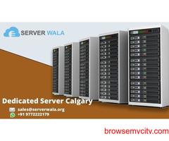 Book Calgary's Massive Dedicated Server with Advance Features