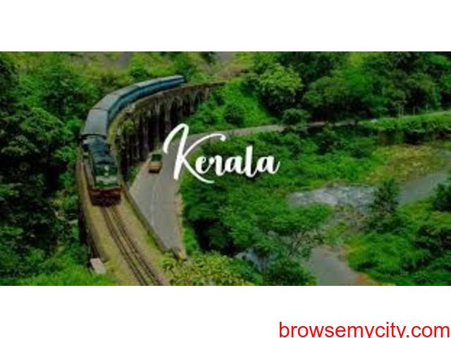 Backwaters, Beaches & Hills of Kerala - 1/2