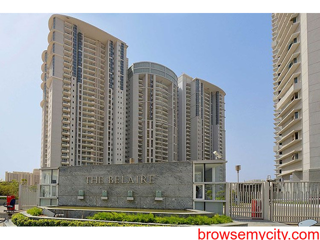4 BHK in DLF The Belaire for Rent on Golf Course Road Gurgaon - 1/1