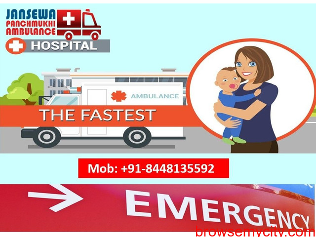 Book Ambulance Service in Patna with Suitable Medical Assistance - 1/1