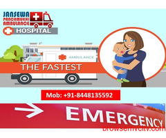 Book Ambulance Service in Patna with Suitable Medical Assistance