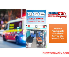 Take Advantage of Ambulance Service in Darbhanga with Fabulous Medical Support
