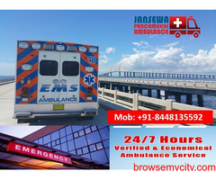 Choose Ambulance Service in Katihar on a Low-Budget