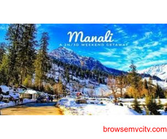 Summer Manali Volvo Package - Honeymoon Special