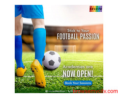 Football Grounds in Delhi NCR - Social Sportz