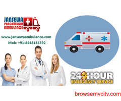 Choose Ambulance Service in Argora with Entire Medical Facility