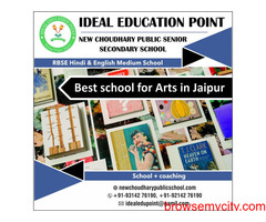Best Arts School In Jaipur | newchoudharypublicschool.com