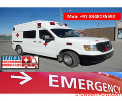 Pick Ambulance Service in Booti-More at a Reduced Charge
