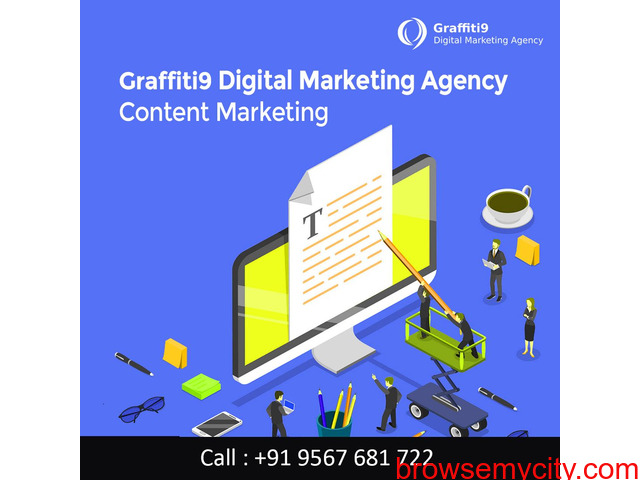 Best Content Marketing Service in Kerala - 1/1
