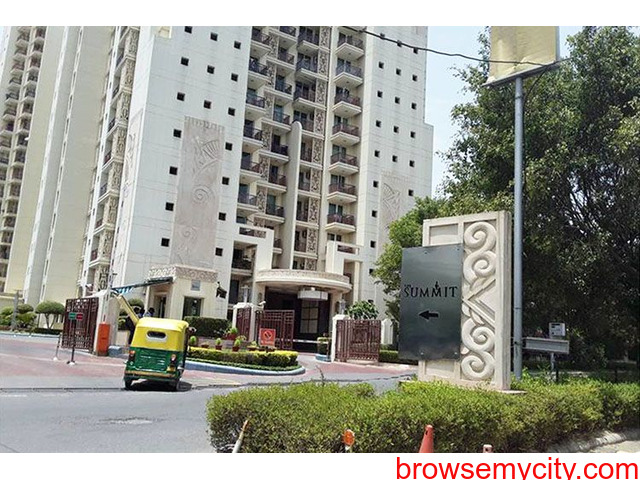 Dlf The Summit for Rent on Golf Course Road Gurgaon - 1/2
