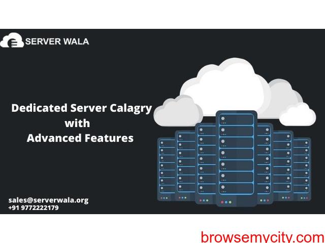 Order Now Cost -Effective Massive Dedicated Server in Calgary - 1/1