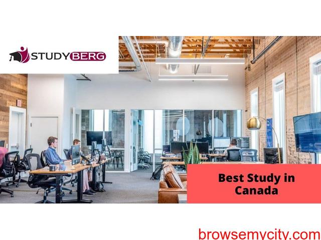 Best Study in Canada: Studyberg - 1/1