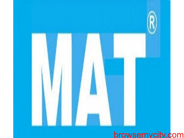 Get details about MAT Exam dates and notifications - 1/1