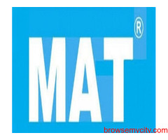 Get details about MAT Exam dates and notifications
