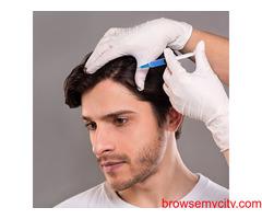 The Best PRP Hair Treatment Cost in Mumbai - Metamorphosis