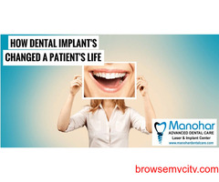 Manohar dental best best irregular teeth correction clinic in vizag