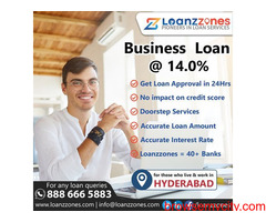 Apply Business Loan in Hyderabad