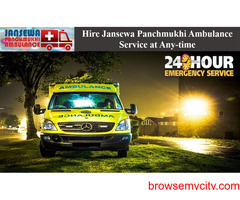 Choose Ambulance Service from Bokaro to Ranchi at a Very Low-Charge