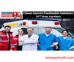 Utilize Ambulance Service in Pitampura with Responsible Healthcare Expert