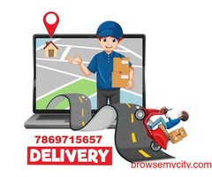 NEED A DELIVERY HUB ON YOUR AREA