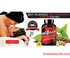 Get Incredible Energy Or Stamina During Intimacy With Bigjack Capsules