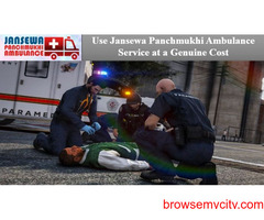 Select Ambulance Service in Hazaribagh with All Latest Medical Facility