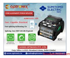 Best optical fiber splicing machine