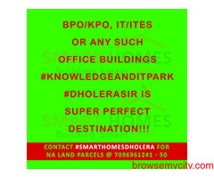 NA Commercial / Industrial Plot For Sale AT Dholera Smart City