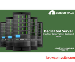 Buy Now Affordable Dedicated Server in Calgary with Discount