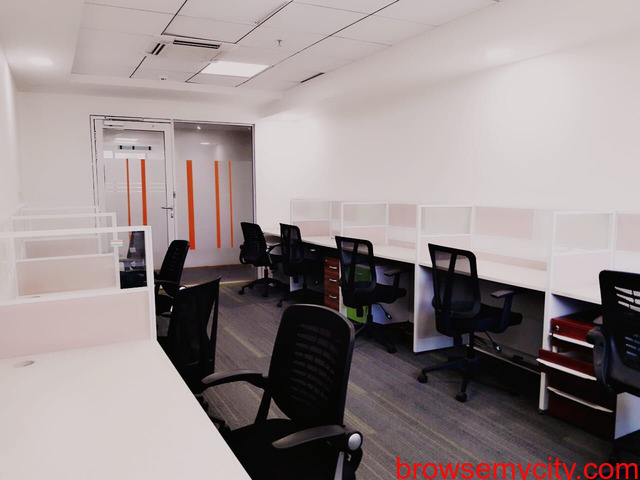Plug and Play office Space for Rent - 1/6